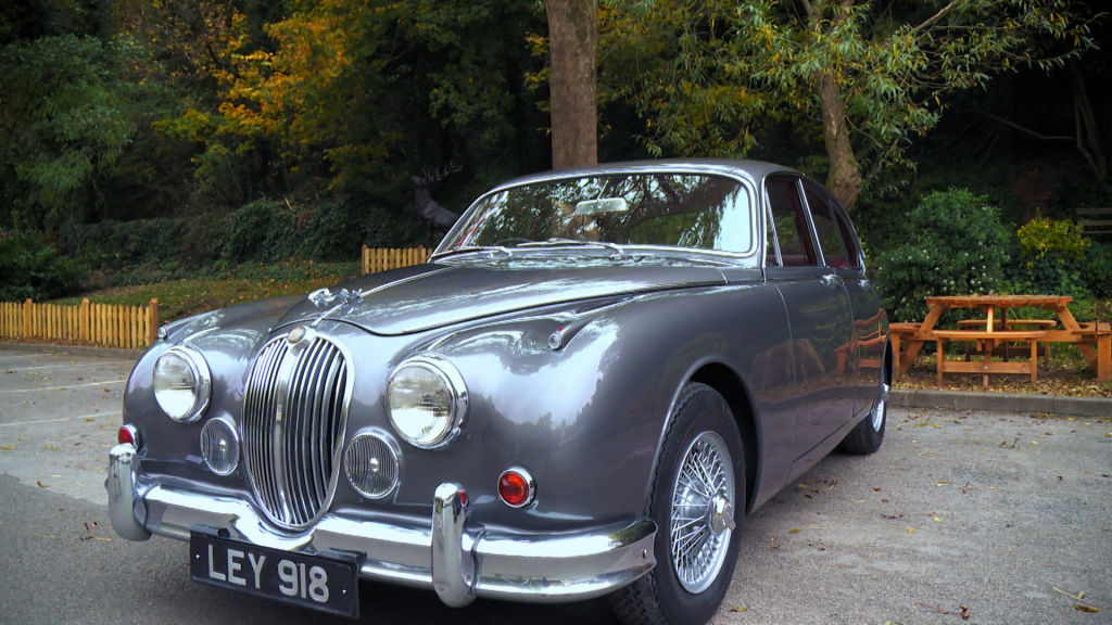 Jaguar MK2 - National Geographic for everyone in everywhere