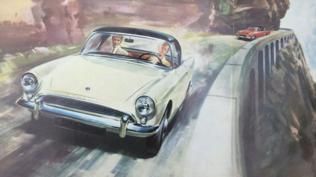 Sunbeam Alpine National Geographic For Everyone In Everywhere