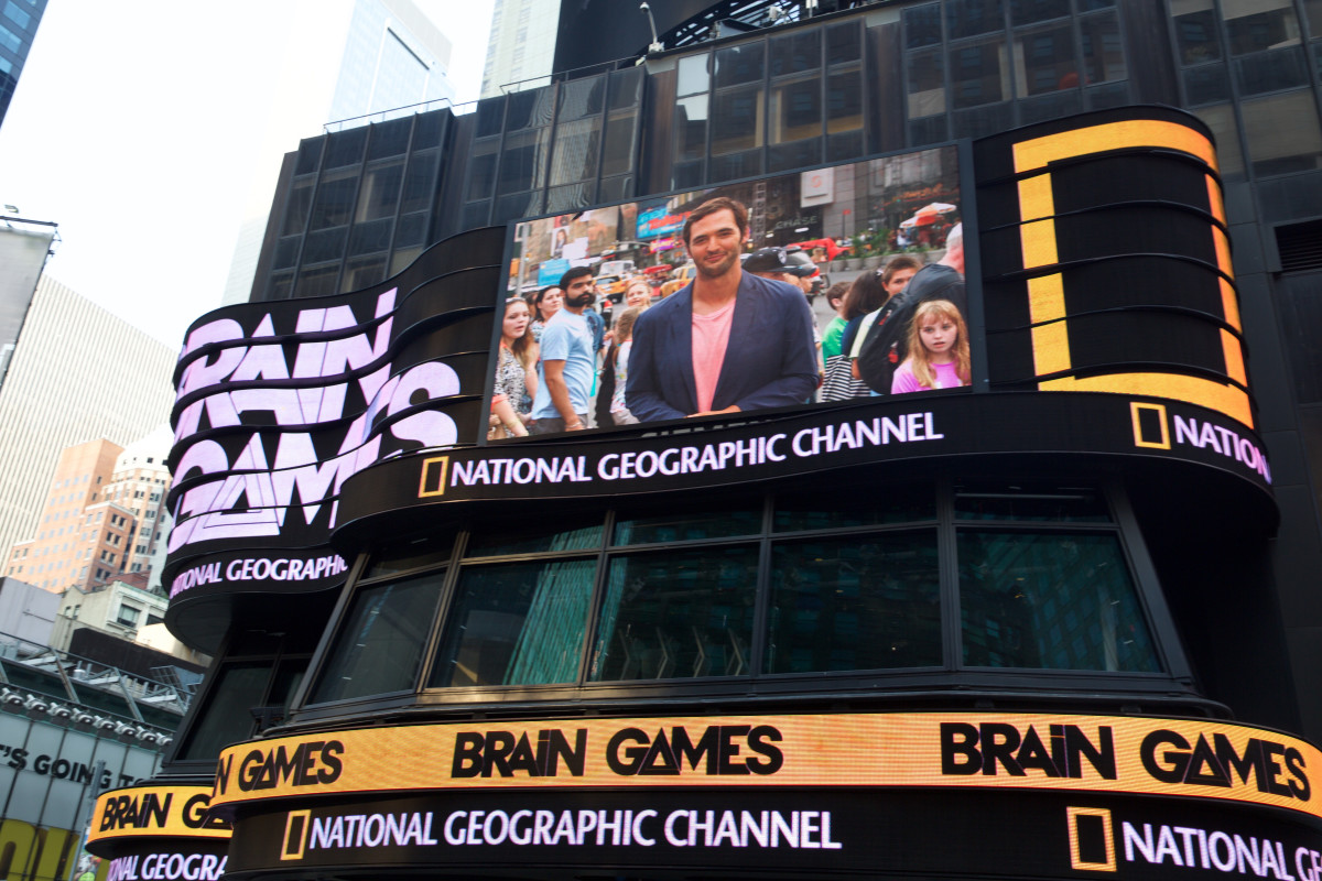 Brain Games - National Geographic for everyone in everywhere